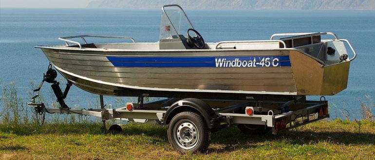 прицеп для лодки пвх купить недорого в