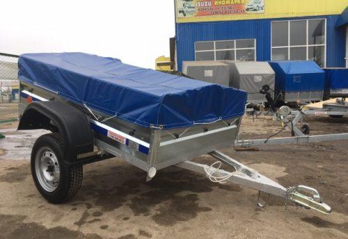 Прицепы для легковых авто для перевозки лодок своими руками