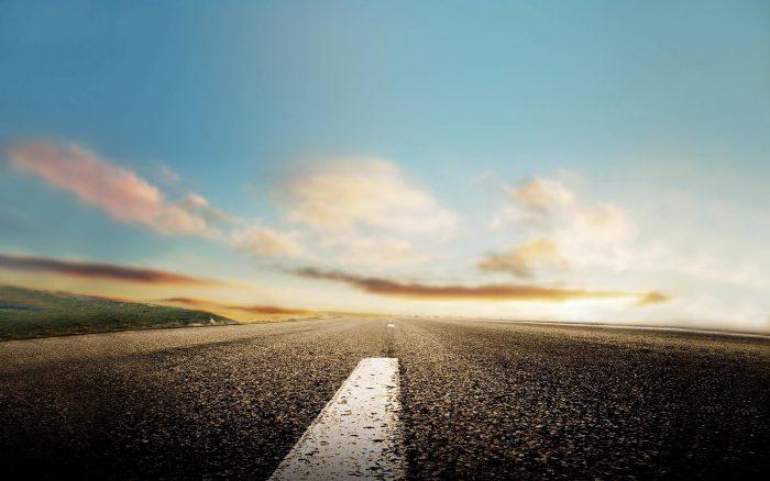 односторонняя дорога