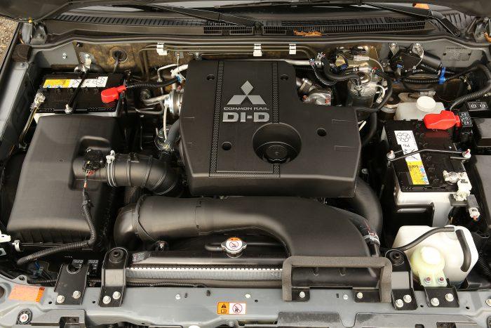 двигатель паджеро