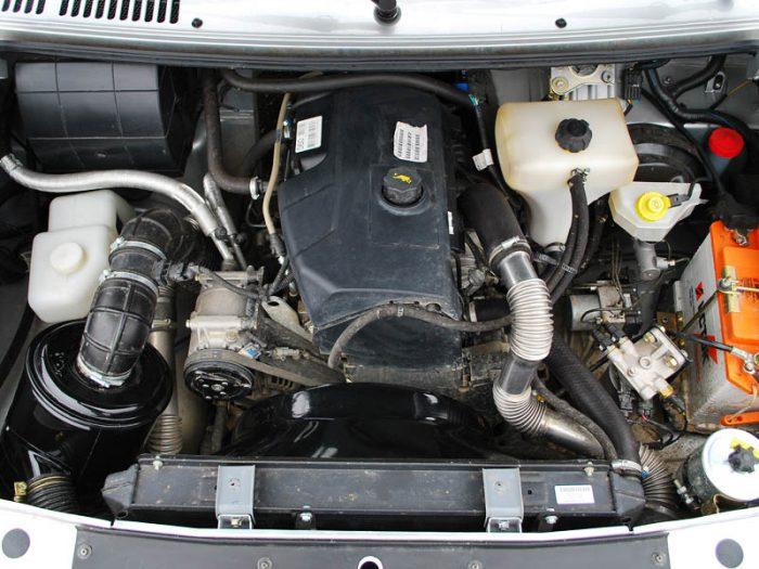 двигатель патриот