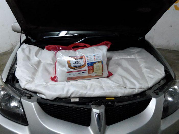 одеяло для двигателя