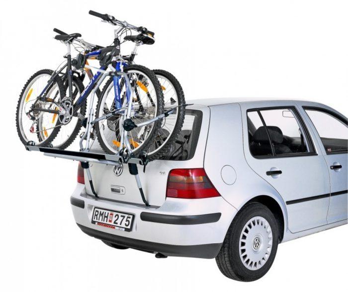 велокрепление на багажник