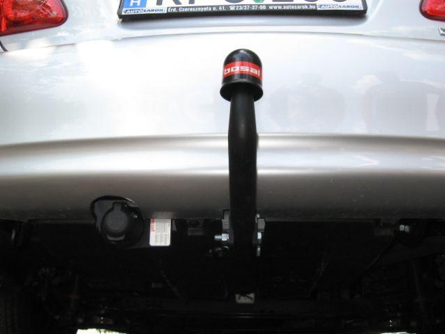 Подрезка бампера для фаркопа