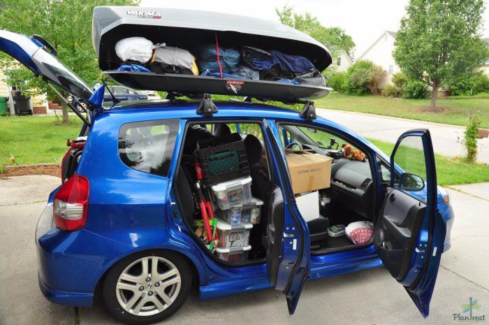Багажник на рейлинги автомобиля: какие они бывают