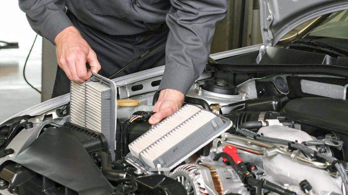 Замена воздушного фильтра: глоток свежего воздуха вашему авто