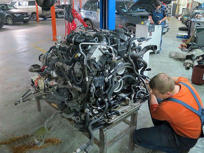 Капитальный ремонт двигателя: когда уже он необходим