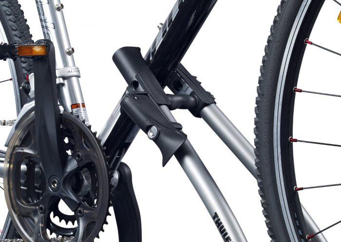 Thule Freeride 532 велобагажник на крышу: особенности конструкции