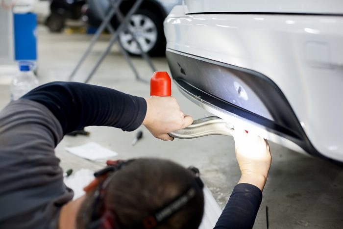 Установка фаркопа на автомобиль своими руками