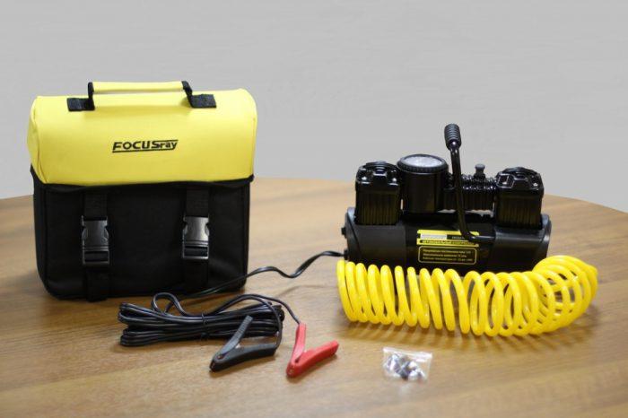 Выбираем лучший автомобильный компрессор для накачки шин