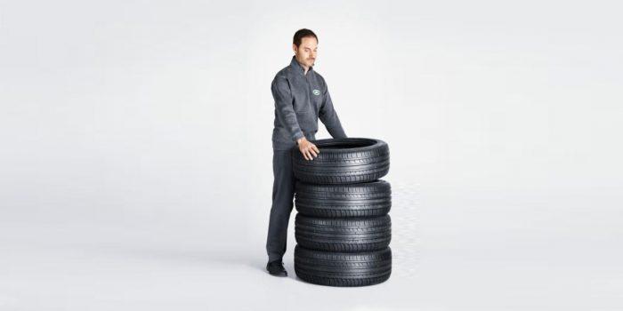 складывать шины