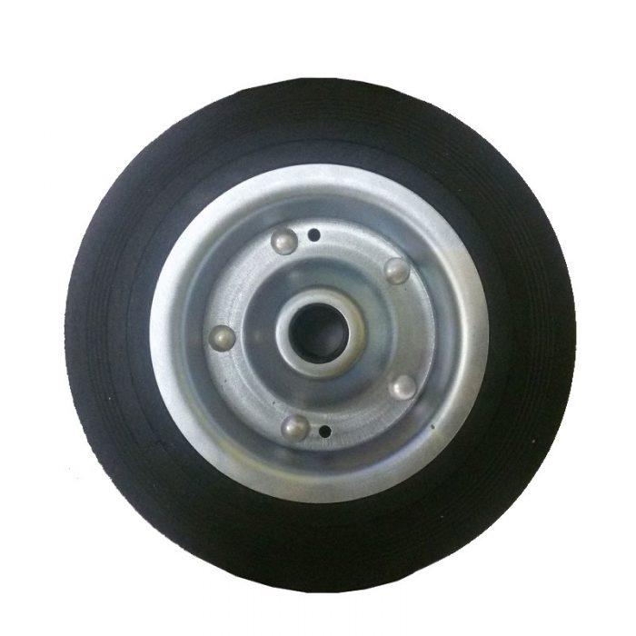 колесо прицепа подкатное
