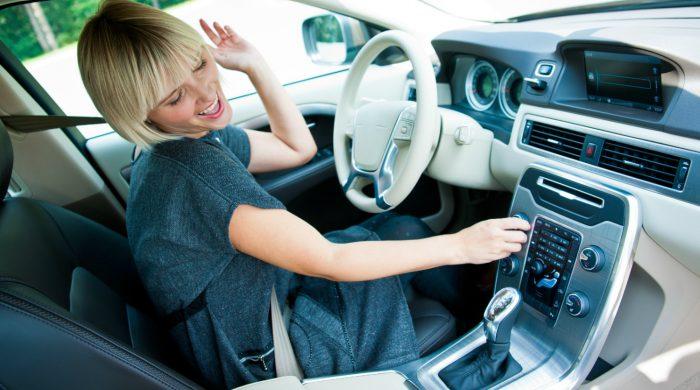 музыка в авто модулятор