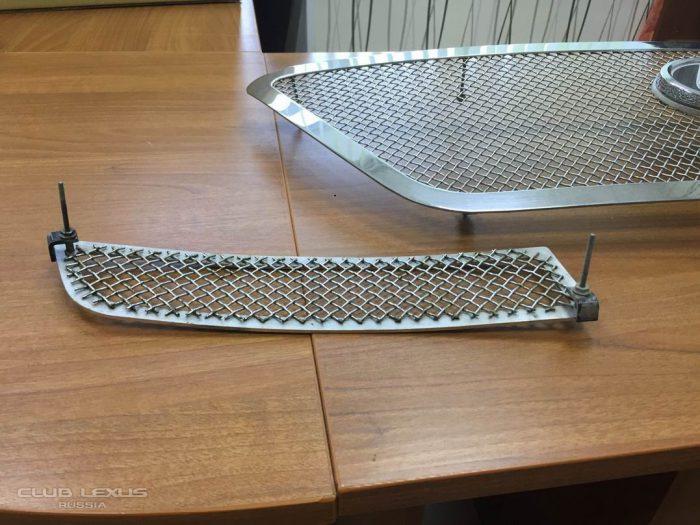 решетка радиатора тюнинг