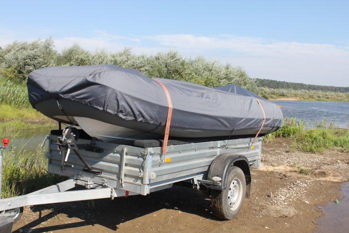 прицеп для лодки