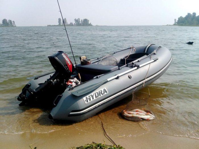 прицепы лодки пвх