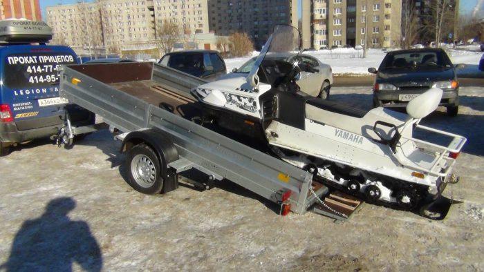 автос для снегохода