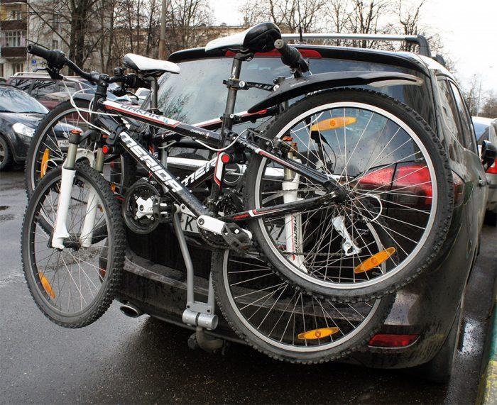 для 2 велосипедов 970