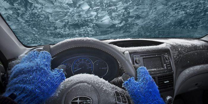 прогревать двигатель зимой перед поездкой