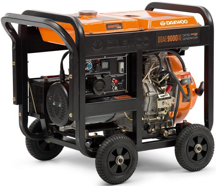 генератор для прицепа