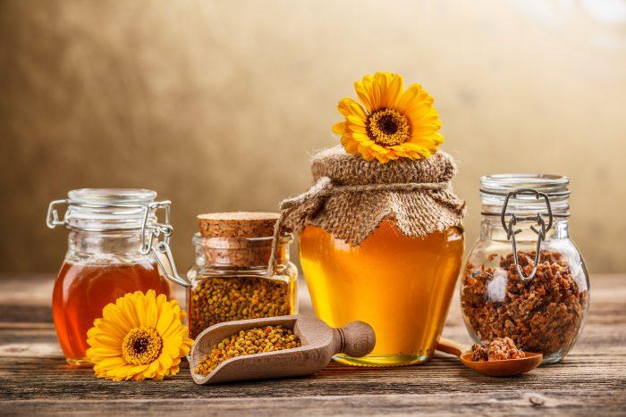 мед пасека прицеп