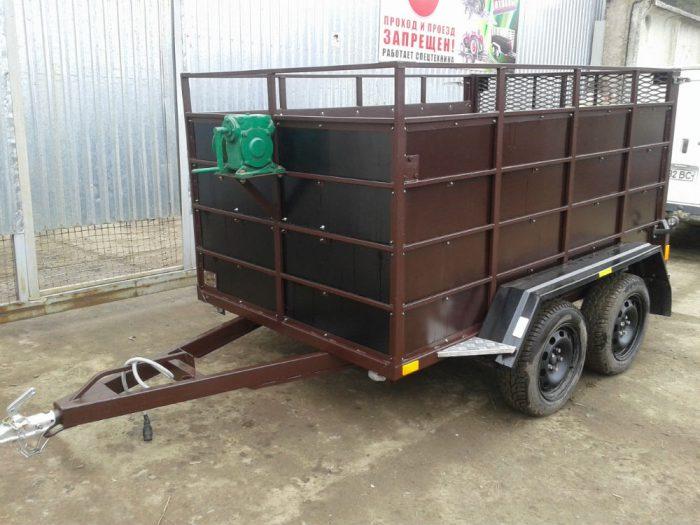 скотовоз оснащение