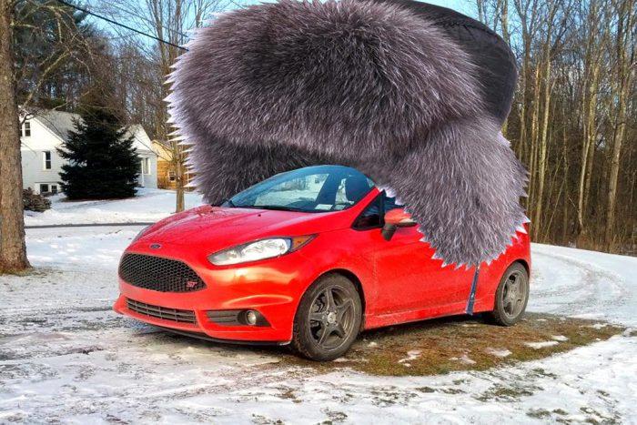 утепление машины