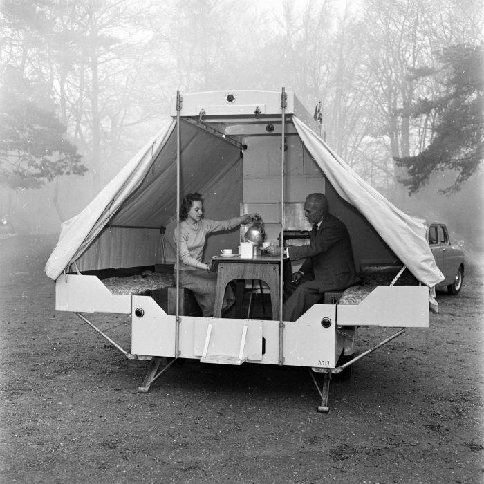 прицеп палатка чертежи