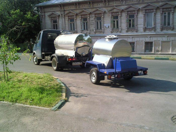 цистерна танко