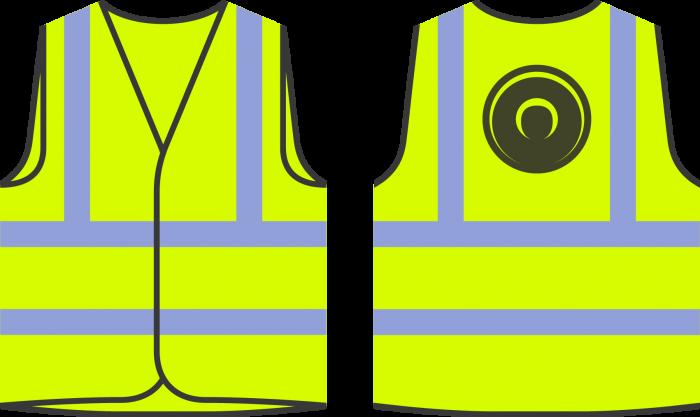 сигнальный жилет световозвращающий