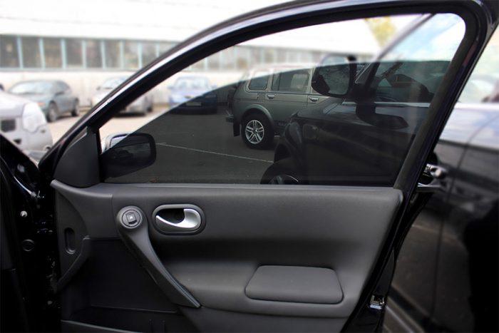 многоразовая тонировка для авто на статике