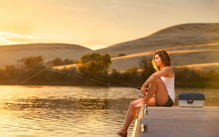 прицеп для рыбалки и охоты