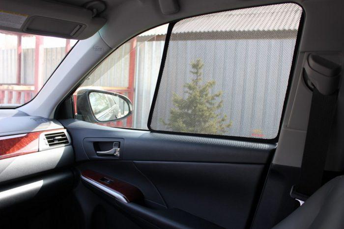 шторки в автомобиль
