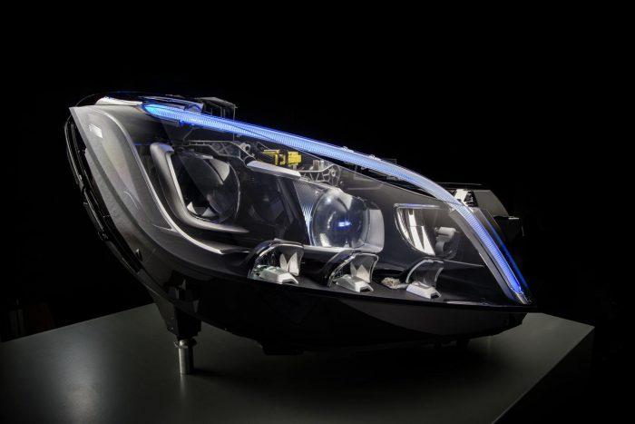 светодиоды в фары автомобиля