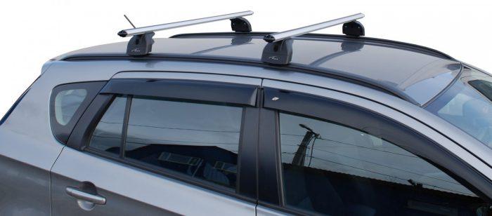 багажники на крышу авто lux