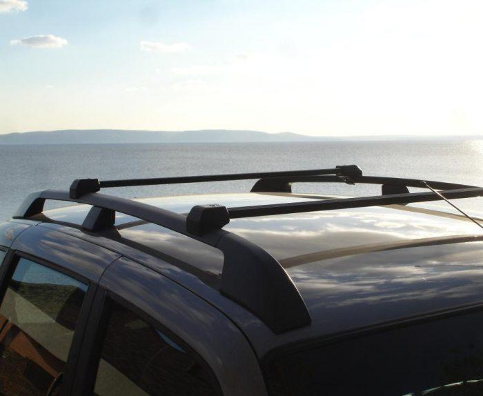 поперечины для крыши авто