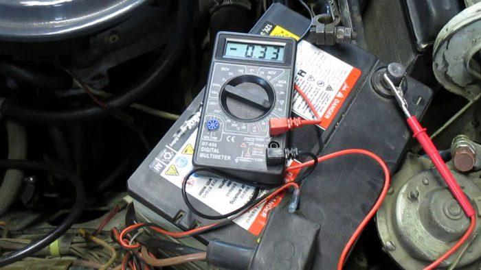 мультиметр в авто как пользоваться