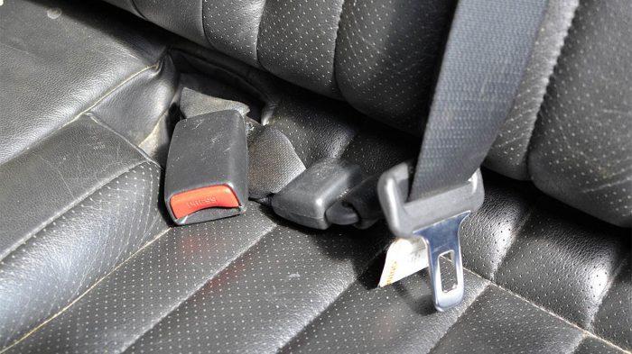 пассажирские ремни безопасности