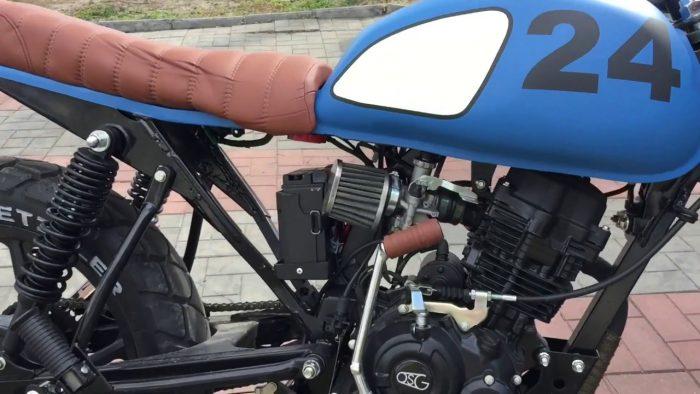 фильтр нулевик на мотоцикл