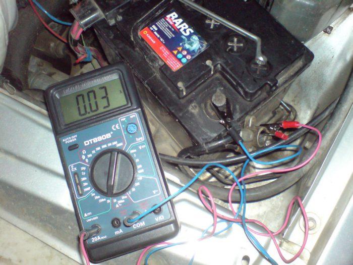 как проверить утечку тока