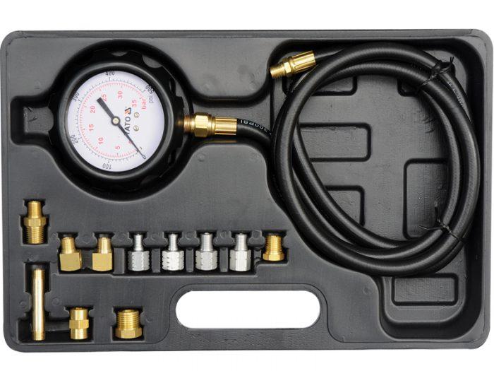 манометр для проверки давления масла