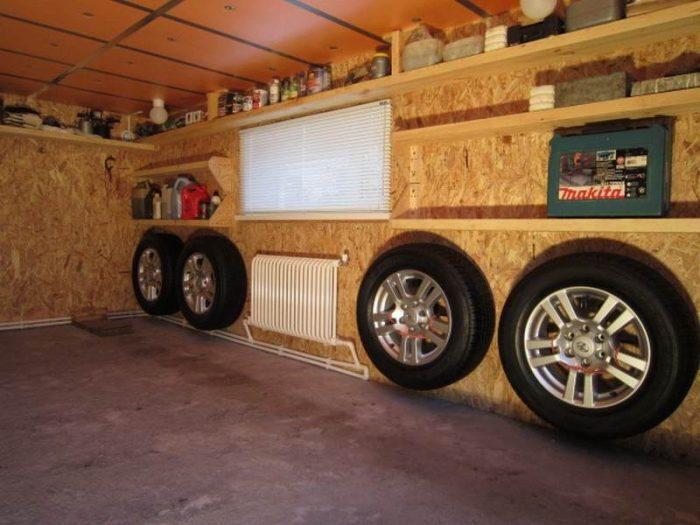 гараж как обустроить