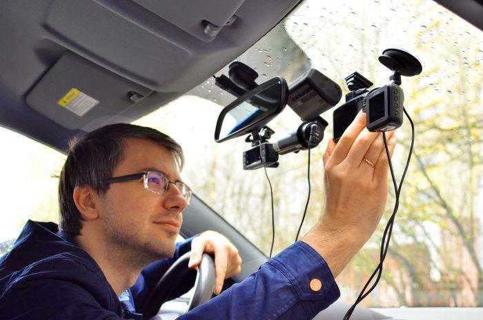 видеорегистратор без экрана в машину