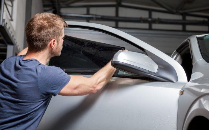 пленка для стекол автомобиля