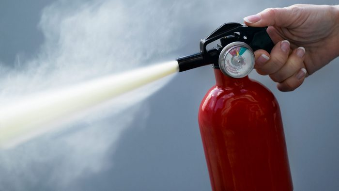 огнетушитель авто