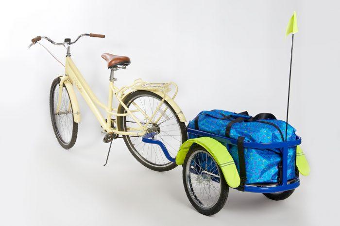 прицеп велосипед