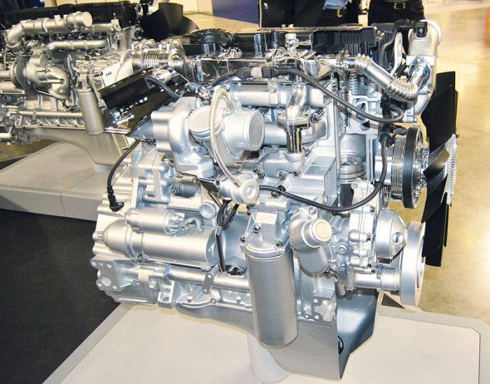 смена двигателя на аналогичный