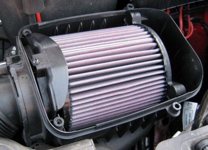 фильтр воздушный глохнет авто