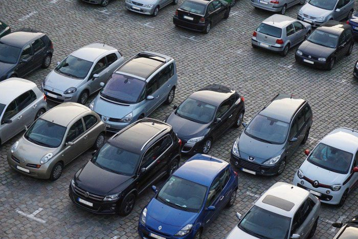 перехватка парковка