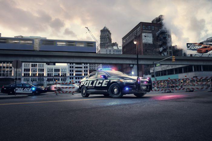 разворот полицейский